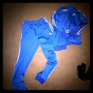 Adidas Athletic Track suit